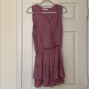 Purple MustardSeed Dress